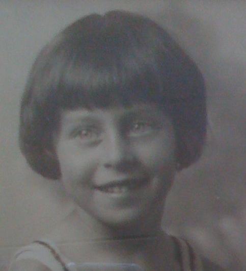 Mom at age 4