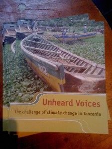 Unheard Voices book